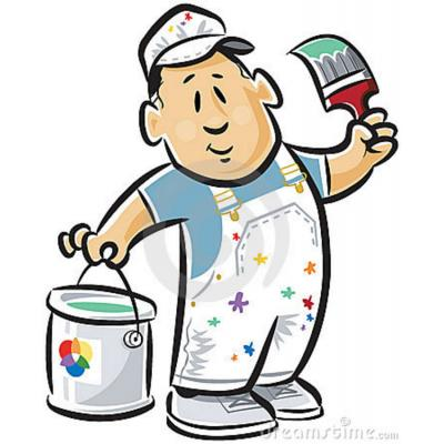 Image gallery pintores for Trabajo para pintores